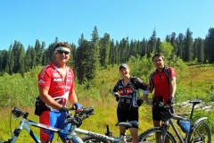 Вело-тур в Сибире