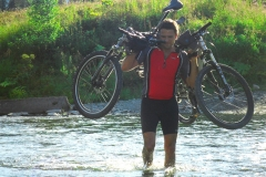 Отдых в Сибире-вело-тур