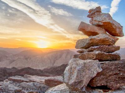 Каменный город в Ергаках