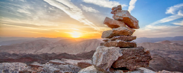 Ергаки маршрут в Каменный Город
