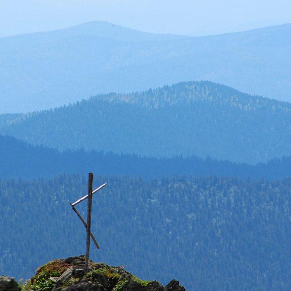 Радиальная экскурсия на гору Тушканчик
