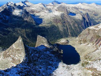 В горы осенью: чем хороши осенние походы