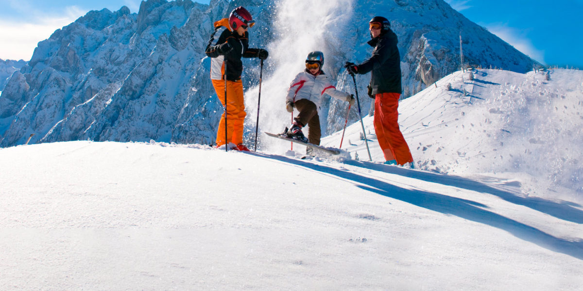 Открытие горнолыжного сезона 2019